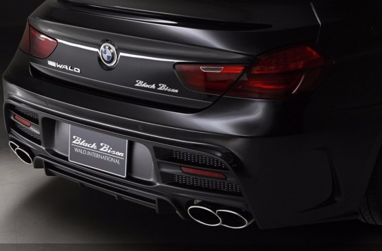 BMW 6 Series Gran Coupe tuning