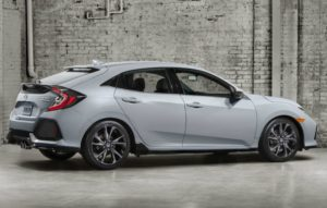 Honda Civic hatchback generation