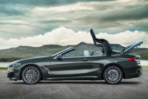 BMW 8-Series Convertible car
