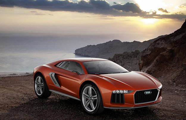 Audi R6 sport