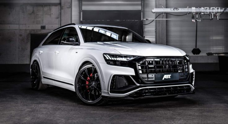 ABT Sportsline tuning Audi Q8