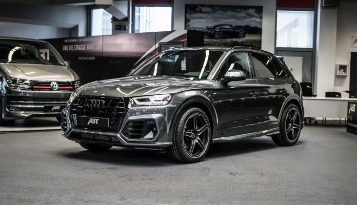 Audi Q5 ABT tuning
