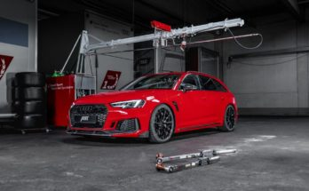 Audi RS4 Avant tuning ABT