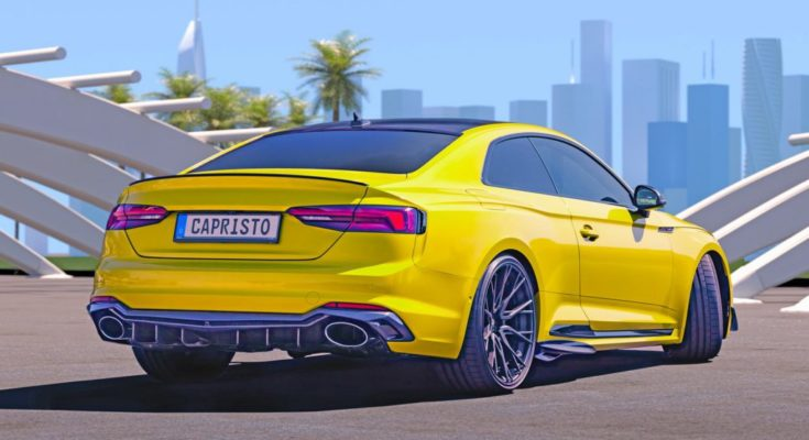 Audi RS5 tuning