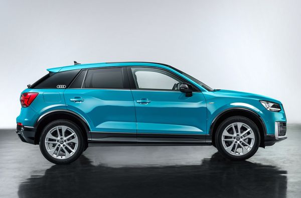 Audi suv electric