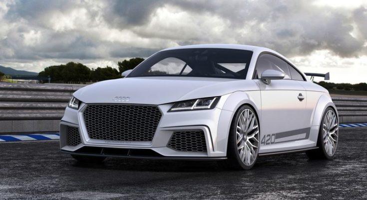 Audi turbo-engine