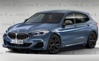 BMW 1-Series new generation