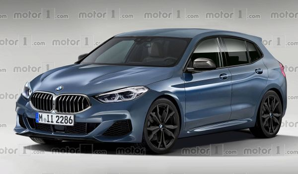 BMW 1-Series new generation