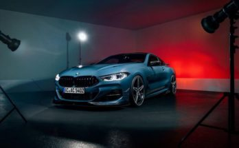 BMW 8-Series tuning