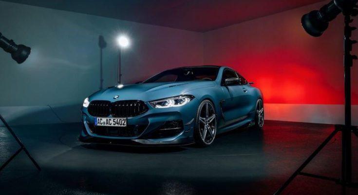 BMW 8-Series tuning
