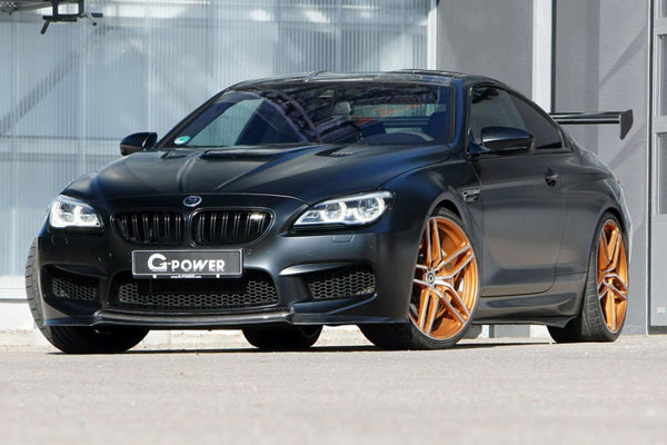 BMW M6 G-Power