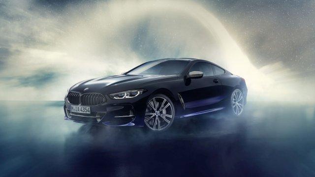 BMW M850i xDrive Night Sky