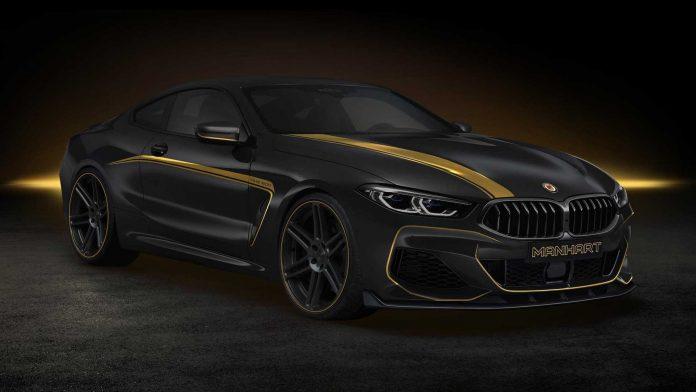 BMW M850i tuning