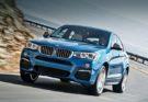 BMW X4 gets M-version