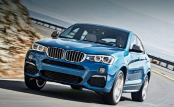 BMW X4 gets M-version
