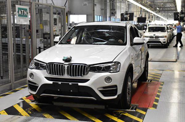 BMW carmaker