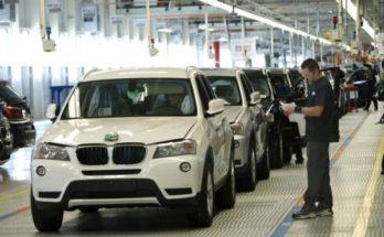 BMW plant