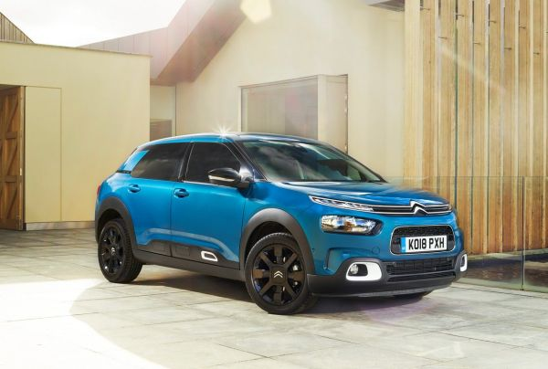 Citroen C4 Cactus >> Citroen C4 Cactus Gets Electric Motor