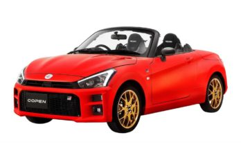 Daihatsu Copen GR Sport Study