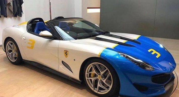Ferrari SP3J