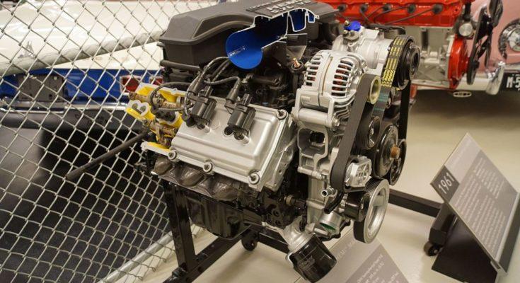 Fiat-Chrysler engine