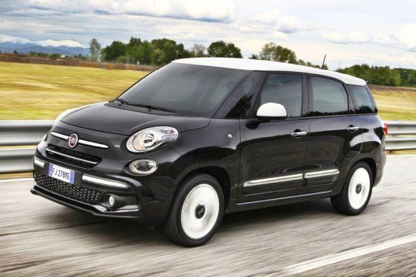 Fiat crossover