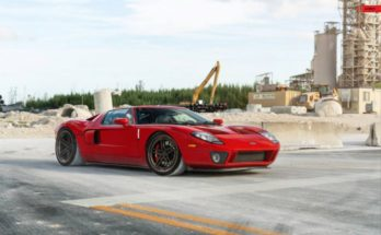 Ford GT tuning by Heffner Performance