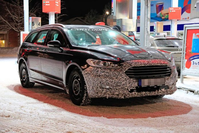 ford mondeo 2019 might get hybrid engine