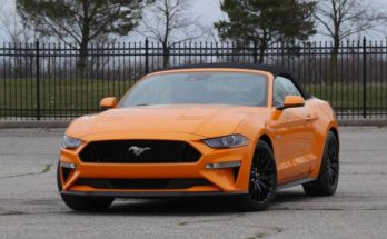 Ford Mustang hybrid