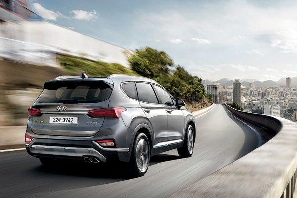 Hyundai Santa Fe new generation