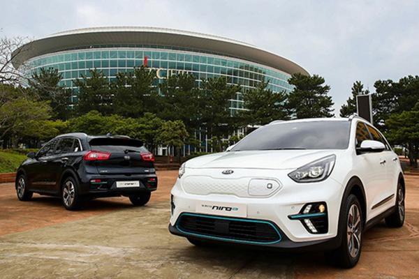 Kia electric cars