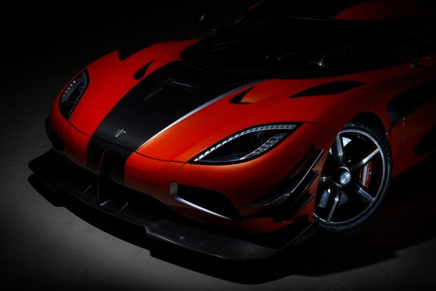 The New Model Of Koenigsegg Will Be A Hybrid