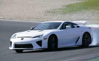 Lexus LFAs
