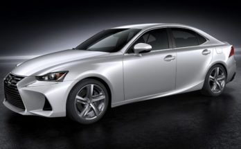 Lexus renewed IS