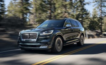 Lincoln Aviator