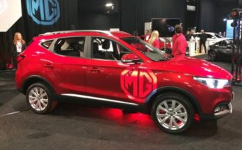 MG prepares new budget SUV