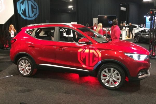 MG prepares new budget SUV