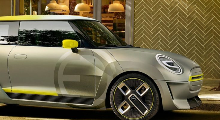 MINI electric hot-hatch