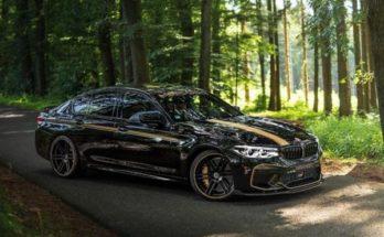 Manhart tuned BMW M5 F90
