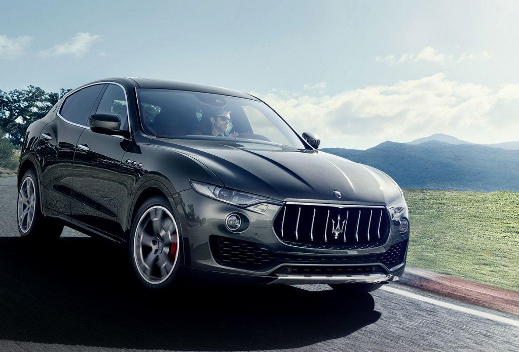 Maserati released its crossover Levante