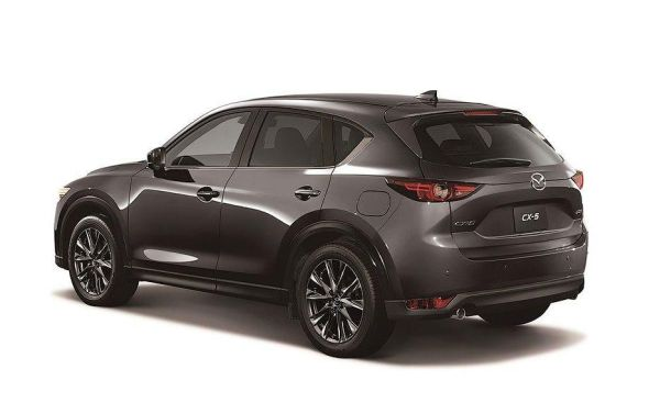 Mazda renewed CX-5