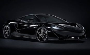 McLaren 570GT Black Collection