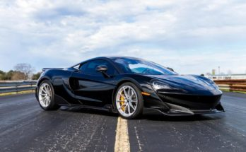 McLaren 600LT tuning