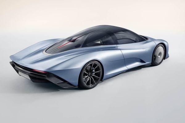 McLaren F1 successor