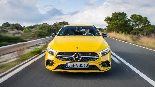 Mercedes Amg A45 S 4matic Gets 415 Hp