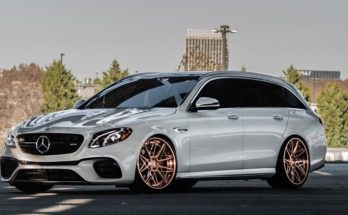 Mercedes-AMG E63 S Estate