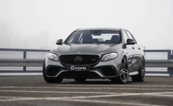 Mercedes-AMG E63 S tuning