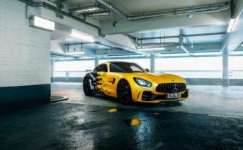 Mercedes AMG GT R tuning