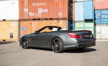 Mercedes-AMG SL63 tuning