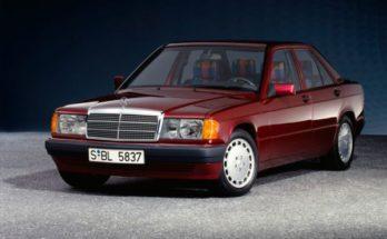 Mercedes-Benz 190E Avantgarde